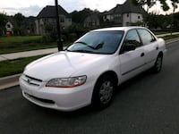 1998 Honda Accord Rockville