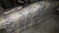 2 white and blue floral sofa and love seat Upper Marlboro, 20772
