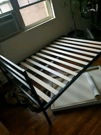 Bed and bed frame delivered Annandale, 22003