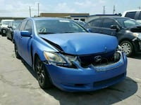 2006 LEXUS GS300 FOR PARTS PARTING OUT GS GS430 GS Даллас, 75074