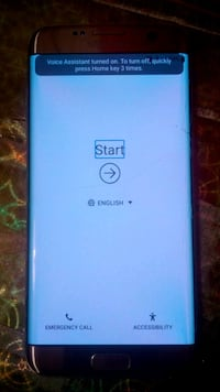 blue Samsung Galaxy Note 5 Arlington, 76011