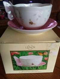 Lenox Buttercup Meadow coffee cup w/saucer New Jersey, 08721