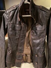 Brown Leather Daniel Jacket Toronto, M1P 1Y6