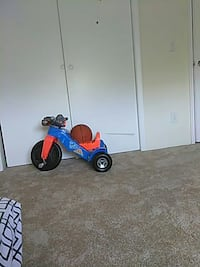 blue and red trike Charlotte, 28227