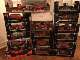 Collectible cars