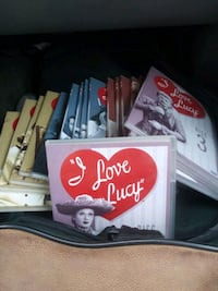 I love Lucy season series . Anchorage, 99517