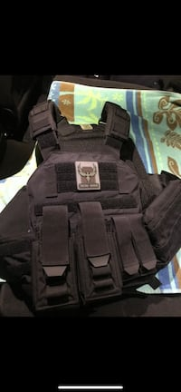 Steel Plate Body Armor