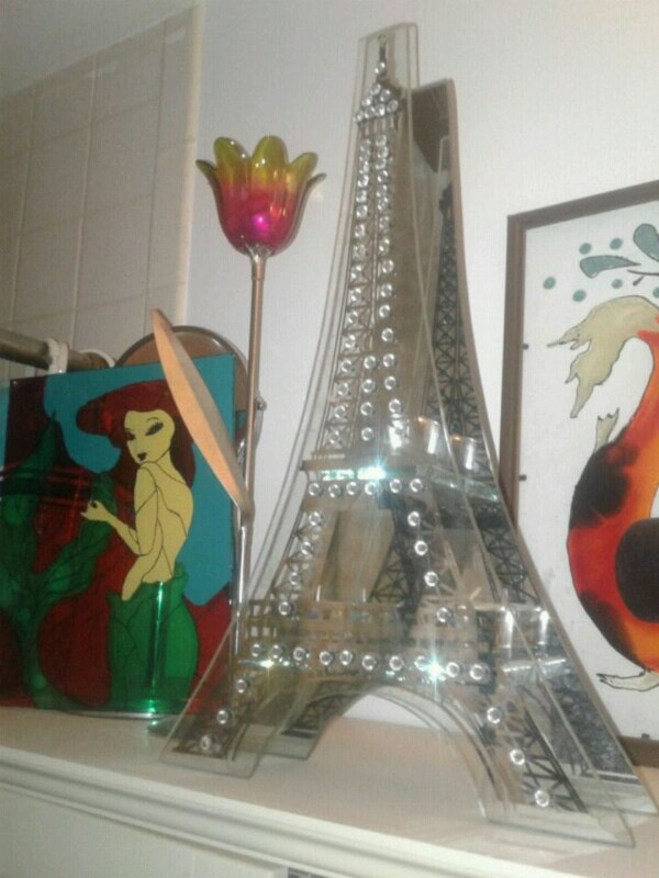 Paris candle holder and much more