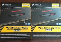 NEW Corsair Vengeance DDR4 32gb  Manassas, 20110
