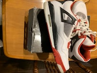 Retro 4's Mars Blackmon size 14 Arlington