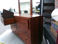 American solid walnut. Cost 2300. Has Mission Viejo, 92692