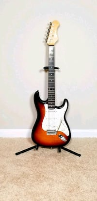 Vineyard stratocaster electric guitar Bristow, 20136