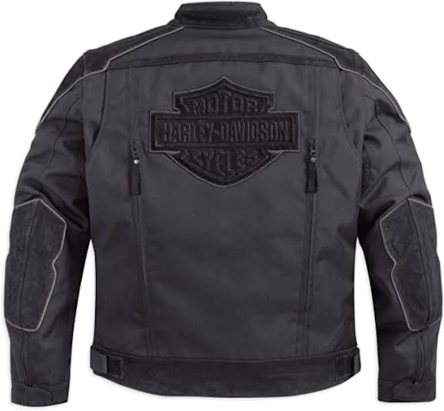 Harley-Davidson FXRG All-Weather Motorcycle Riding Jacket 4372540e-5f21-4d8e-b7a0-c7b66af2cae5