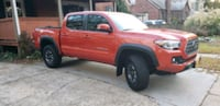 2018 Toyota Tacoma TRD Off Road Double Cab 4x4 V6  Norfolk
