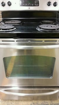 Stainless electric stove  Lincolnia, 22312