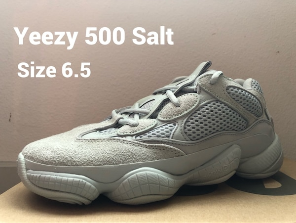 Used Yeezy 500 Salt - Size 6.5 - Brand New DS for sale in San Jose ... fb80155c0
