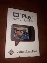 Video Memo Pad *New (it's paperless post it!)