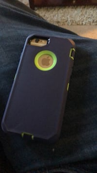 black and yellow iPhone case Bolingbrook, 60440