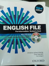 English file pre-intermediate Sıfır set wb and sb