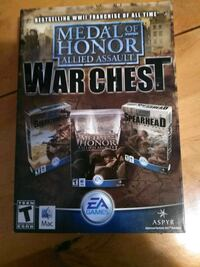 Medal of Honor Pc game  Greeley, 80634