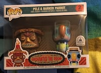 Disneyland Tiki Room 2-Pack Funko Pop Pacific Grove, 93950