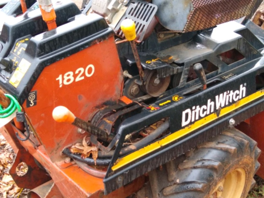 Ditch Witch 1820 Wiring Diagram from img.letgo.com