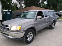 2002 Toyota Tundra Limited Houston
