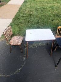 Children's table and chair set  Dartmouth, B2V 2N7