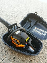 black and yellow Dewalt power tool Edmonton, T6M 2T1