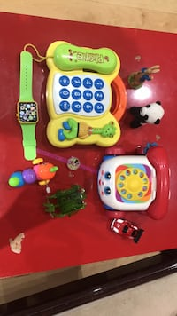toddler's assorted toys Markham, L3S 3M2