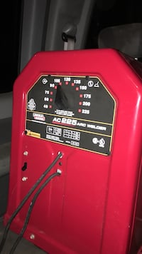 Welder AC 225 arc welder Lincoln Electric.   Less than one month old only used 3 times   Bay Saint Louis, 39520