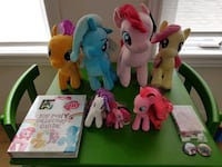 My Little Pony merch for SALE OR TRADE Oakville, L6H 0R5