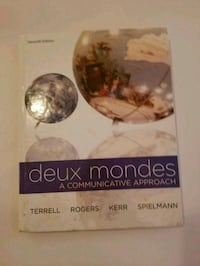 French 101 and 102 textbook Wilmington, 28403