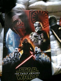 star wars force awakens canvas painting Oshawa, L1H 4C2