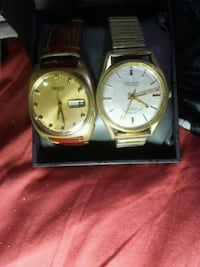 Vintage mens watches