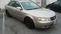 2006 HYUNDAI SONATA GLS V6 RUNS GOOD! Temple Hills