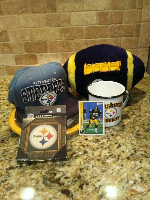 b0f82b9a1 Used Pittsburgh Steelers Memorabilia for sale in Mesquite - letgo