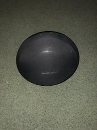 Round black and gray plastic container Dardenne Prairie, 63368