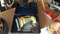 yellow and black DeWalt cordless power drill Chicago