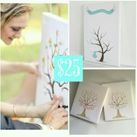 Baby shower Decoration Guestbook Pearland, 77584