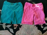 Girl shorts 2 pairs Columbia, 21044