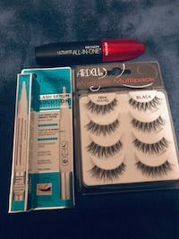 Eye lash products Winnipeg, R2W 1S1