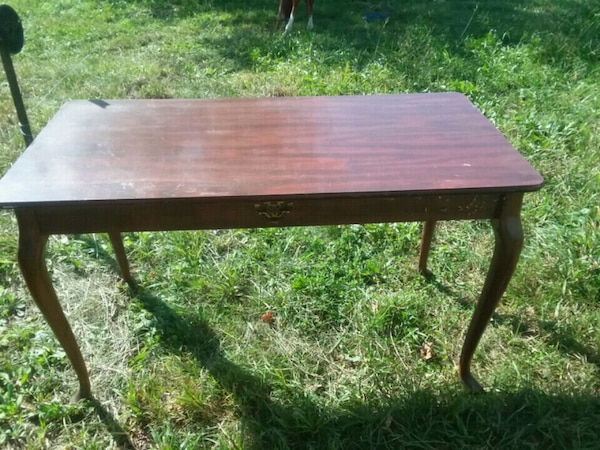 Used Table It Is 4 Foot Long 2 Ft Wide And 28 In Tall For Fulton