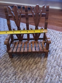 Bench for dolls...
