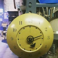 Clock made in USA Philadelphia