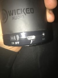 Wicked Bluetooth speaker  Winnipeg, R3G 2Z8