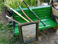Samourai mirror bench  Maple Ridge, V2W 1M4
