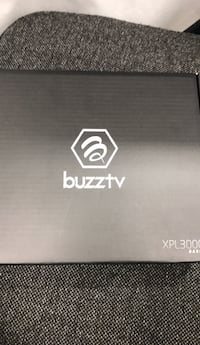 ANDROID BOX BUZZ TV XPL 3000 Mississauga, L5C 1T8