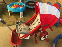 Radio Flyer Stroller/Bike