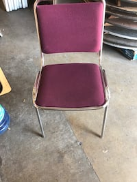 Burgundy chairs for sale  Pompano Beach, 33064
